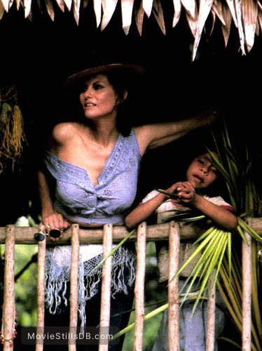 Fitzcarraldo - Publicity still of Claudia Cardinale