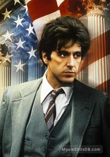 ...And Justice for All - Promo shot of Al Pacino