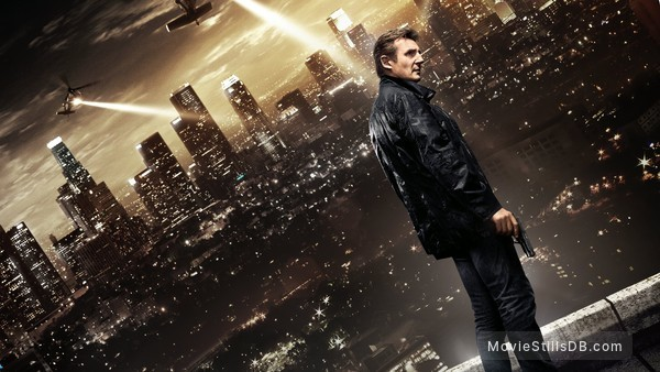 Taken 3 - Promo shot of Liam Neeson