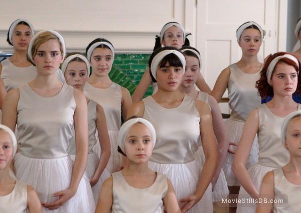Ballet Shoes - Publicity still of Emma Watson, Yasmin Paige & Lucy Boynton