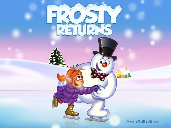 Frosty Returns - Wallpaper