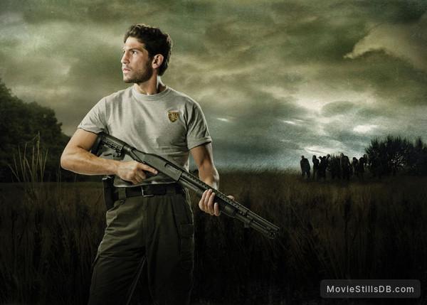 The Walking Dead - Promo shot of Jon Bernthal