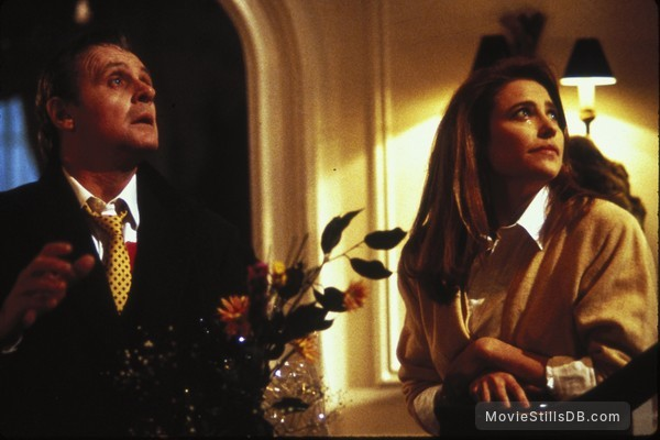 Desperate Hours - Publicity still of Anthony Hopkins & Mimi Rogers