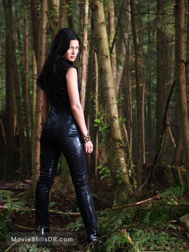 Elektra - Promo shot of Natassia Malthe