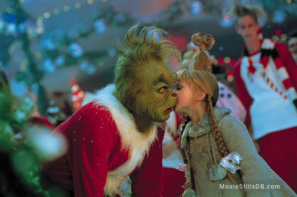 how the grinch stole christmas publicity still of jim carrey taylor momsen - Taylor Momsen How The Grinch Stole Christmas