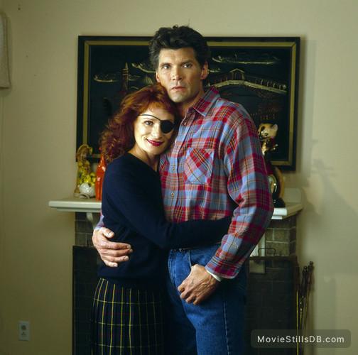 Twin Peaks - Promo shot of Everett McGill & Wendy Robie
