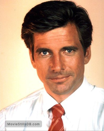 The A-Team - Promo shot of Dirk Benedict