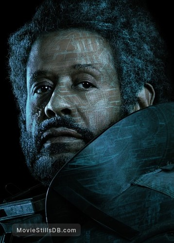 Star Wars: Rogue One - Promotional art with Forest Whitaker