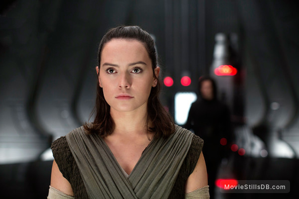 Star Wars: The Last Jedi - Publicity still of Daisy Ridley
