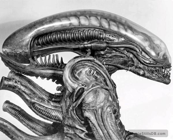 Alien - Pre-production image