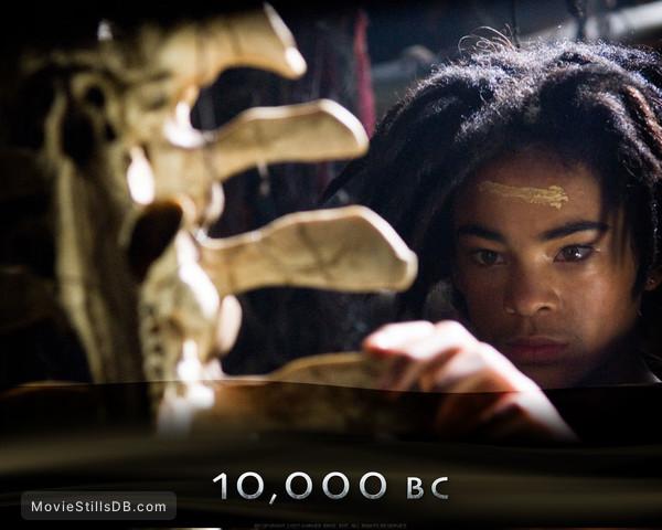 10,000 BC - Wallpaper with Nathanael Baring