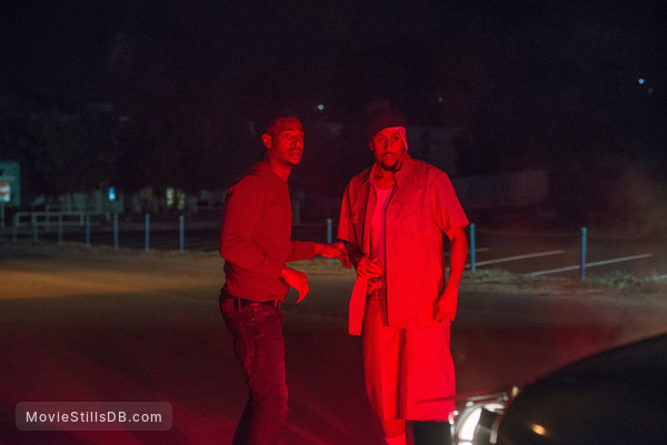 A Haunted House 2 - Publicity still of Affion Crockett & Marlon Wayans
