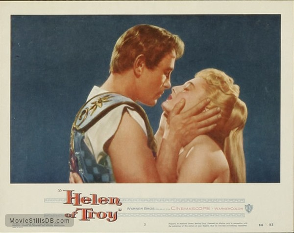 Helen of Troy - Lobby card