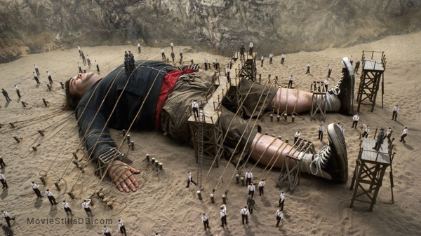 Gulliver's Travels - Publicity still
