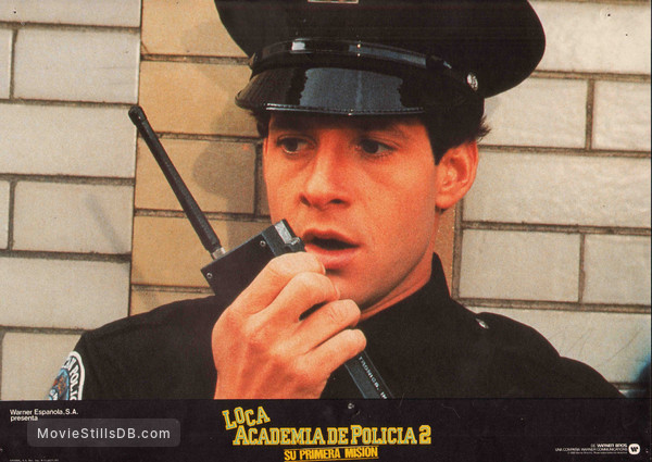 police academy first assignment
