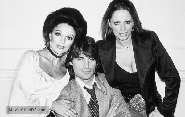 The Stud Promo Shot Of Joan Collins Jackie Collins Oliver Tobias