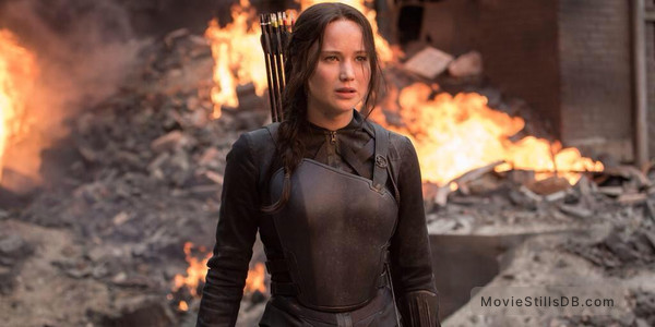 The Hunger Games: Mockingjay - Part 1 - Publicity still of