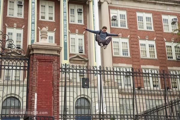 Spider-Man: Homecoming - Publicity still of Tom Holland