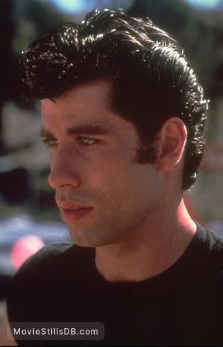 Grease - Publicity still of John Travolta