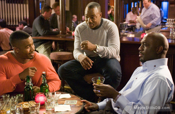 Why Did I Get Married? - Publicity still of Malik Yoba, Richard T. Jones & Michael Jai White