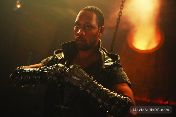 The Man with the Iron Fists - Publicity still of RZA