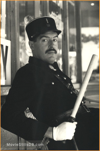 'Allo 'Allo! - Promo shot of Arthur Bostrom