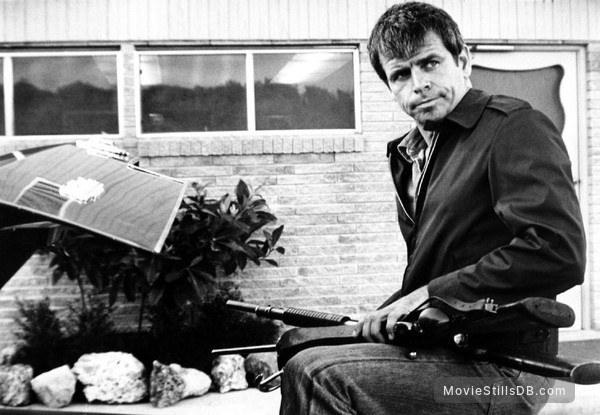 Rolling Thunder - Publicity still of William Devane