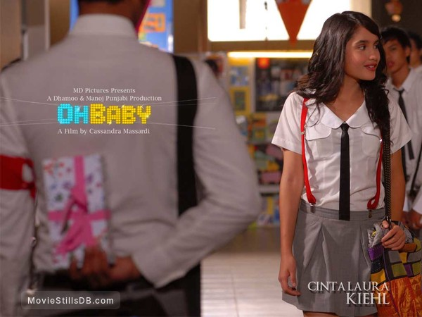 Oh Baby Wallpaper With Cinta Laura Kiehl