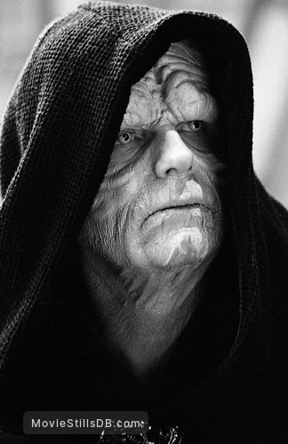 Ian Mcdiarmid Return Of The Jedi Behind The Scenes