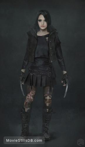 Logan - Pre-production image