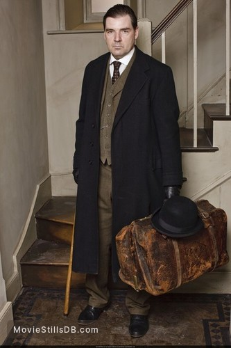 Downton Abbey - Promo shot of Brendan Coyle