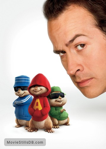 Alvin and the Chipmunks - Promo shot of Jason Lee
