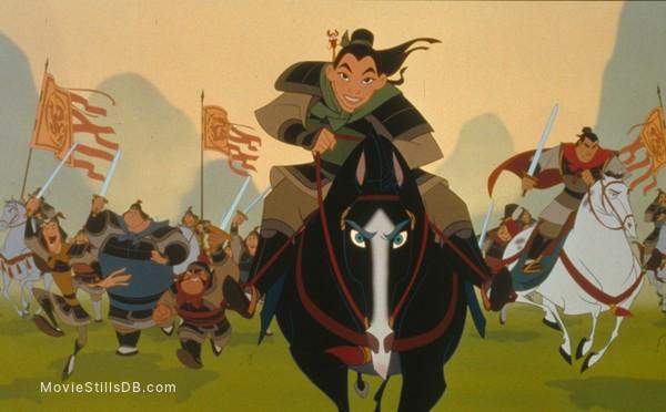 Mulan - Publicity still