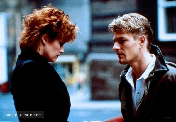 Stormy Monday - Publicity still of Melanie Griffith & Sean Bean