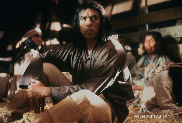Geronimo: An American Legend - Publicity still of Wes Studi