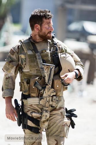 American Sniper - Publicity still of Bradley Cooper