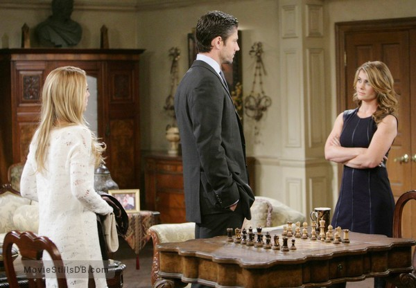 Days of Our Lives - Publicity still of Alison Sweeney, Kate Mansi & James Scott