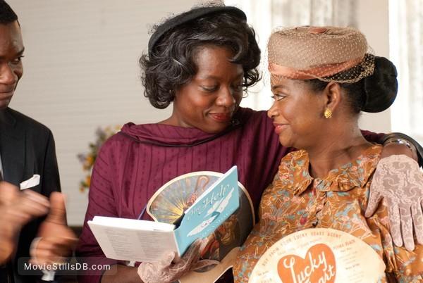 The Help - Publicity still of Viola Davis, Octavia Spencer & David Oyelowo