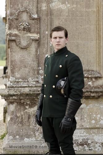 Downton Abbey - Promo shot of Allen Leech