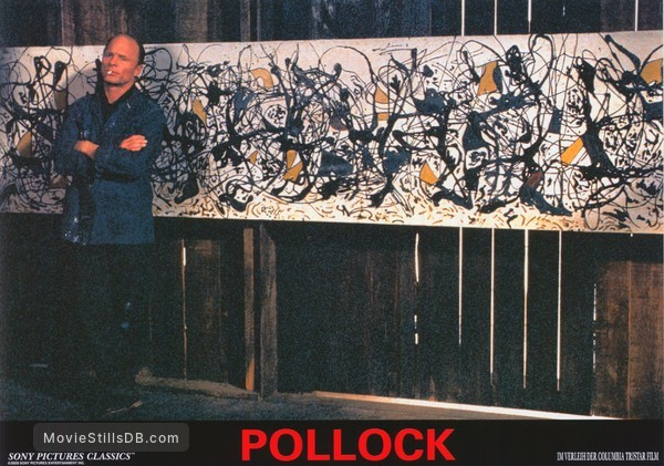 an analysis of pollock a film by ed harris