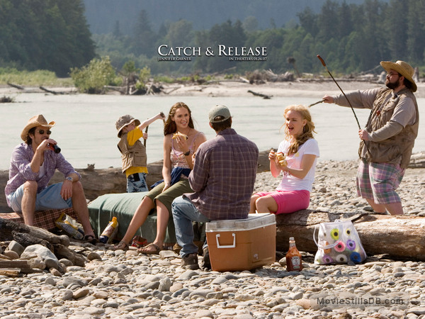 Catch and Release - Wallpaper with Kevin Smith, Jennifer Garner, Sam Jaeger & Timothy Olyphant