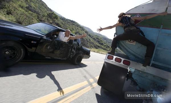 Fast & Furious - Publicity still of Vin Diesel
