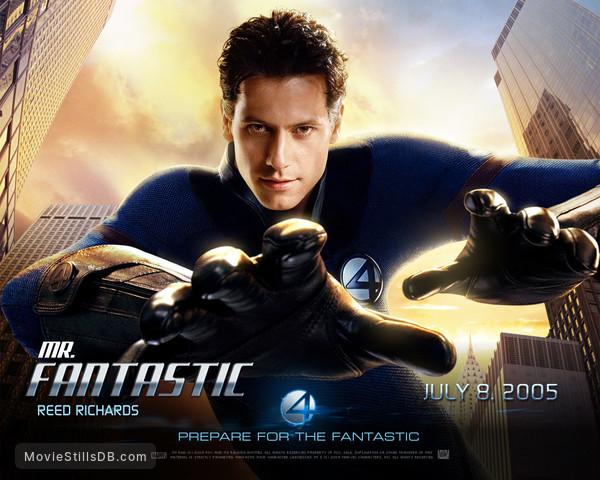 Fantastic Four - Wallpaper with Ioan Gruffudd