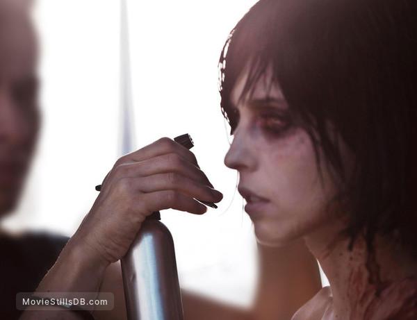 [REC]³ Génesis - Behind the scenes photo of Leticia Dolera