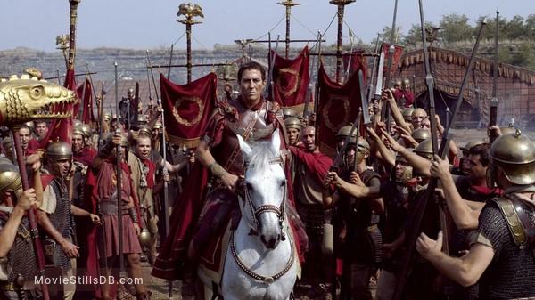 Rome - Publicity still of Ciarán Hinds