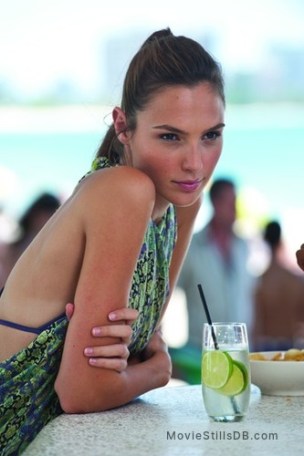 Fast Five - Publicity still of Gal Gadot