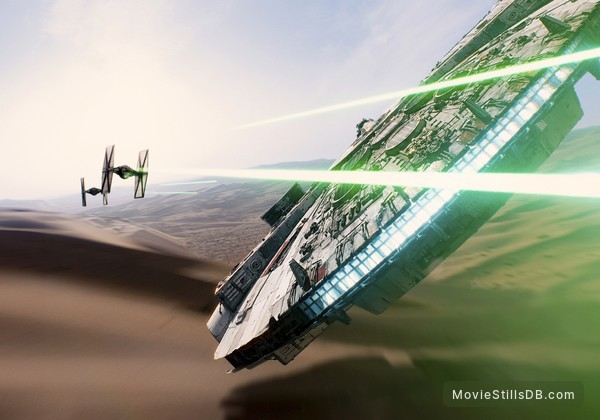 Star Wars: The Force Awakens - Publicity still