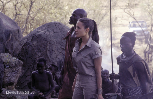 Lara Croft Tomb Raider The Cradle Of Life Publicity Still