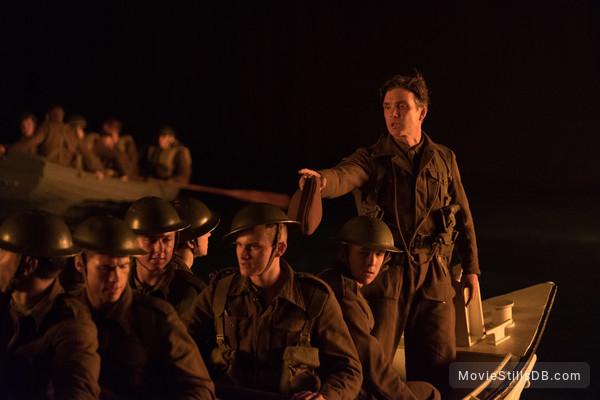 Dunkirk - Publicity still of Cillian Murphy