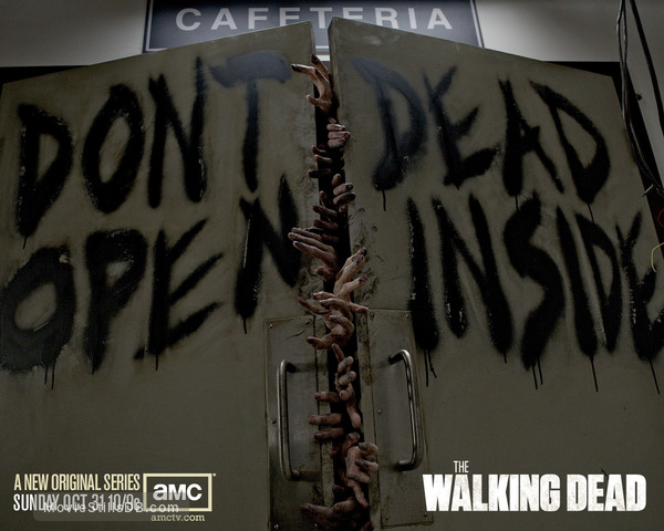 The Walking Dead - Wallpaper